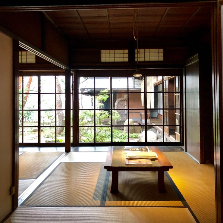les maisons japonaises traditionnelles makemedream. Black Bedroom Furniture Sets. Home Design Ideas
