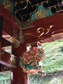 detail-du-temple - Nikko