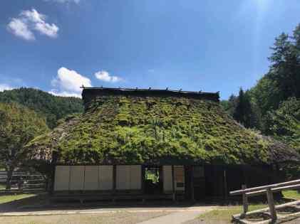 Maison village de Hida