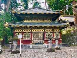 L'un des bâtiments du Tōshō-gū - Nikko