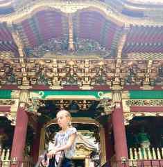 Eden devant le Rinnō-ji, Nikko