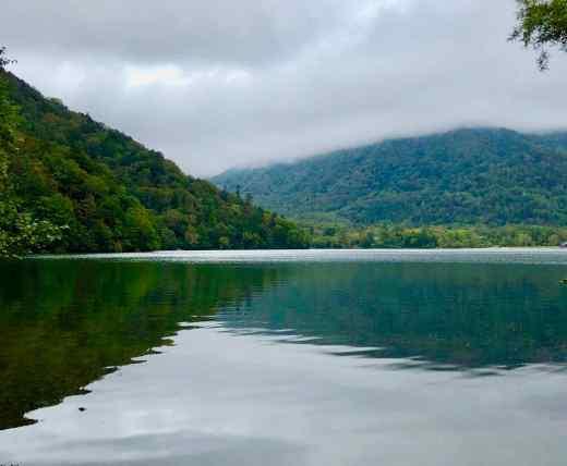 Lac de Yumoto - Region de Nikko