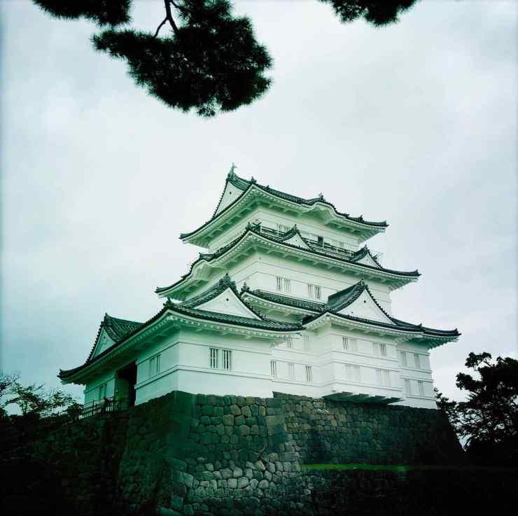 Chateau d'Odawara