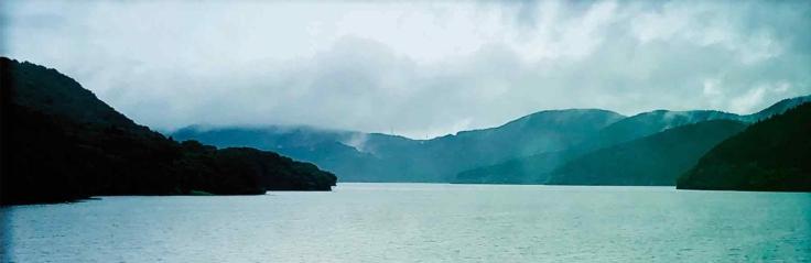 Lac Ashi - Hakone