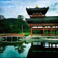 Le Byodo-In, ou temple du phoenix - Autre vue