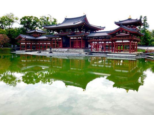 Le Byodo-In, ou temple du phoenix,