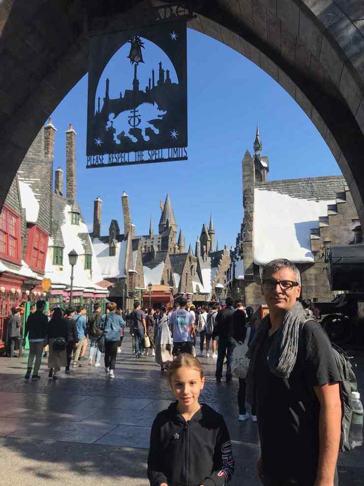 Pré-Au-Lard - Harry Potter - Universal Studio Japan