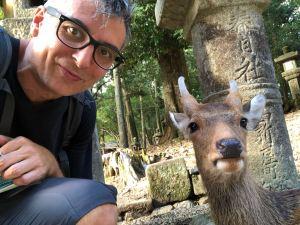 Le nouvel ami de Geoffrey - Nara