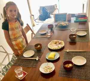 Eden met la table - Cooking Class avec Yoko - Osaka