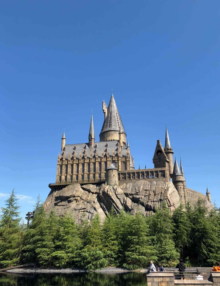 Poudlard - Harry Potter - Universal Studio Japan