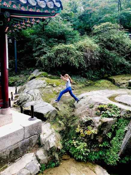 Eden dans les Jardins Secrets du Changdeokgun - Seoul