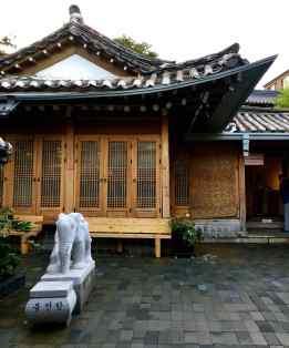 Maison traditionnelle du Bukchon Hanok Village - Seoul