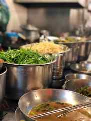 Légumes indéterminés - Séoul