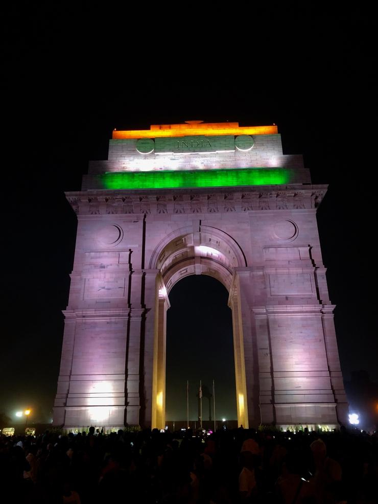 Gate of India - Delhi - Inde