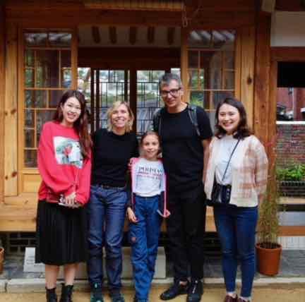 Nos copines Chinoises - Seoul