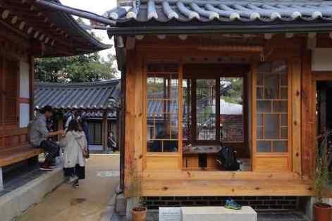 Maison traditionnelle - Bukchon Hanok Village - Seoul