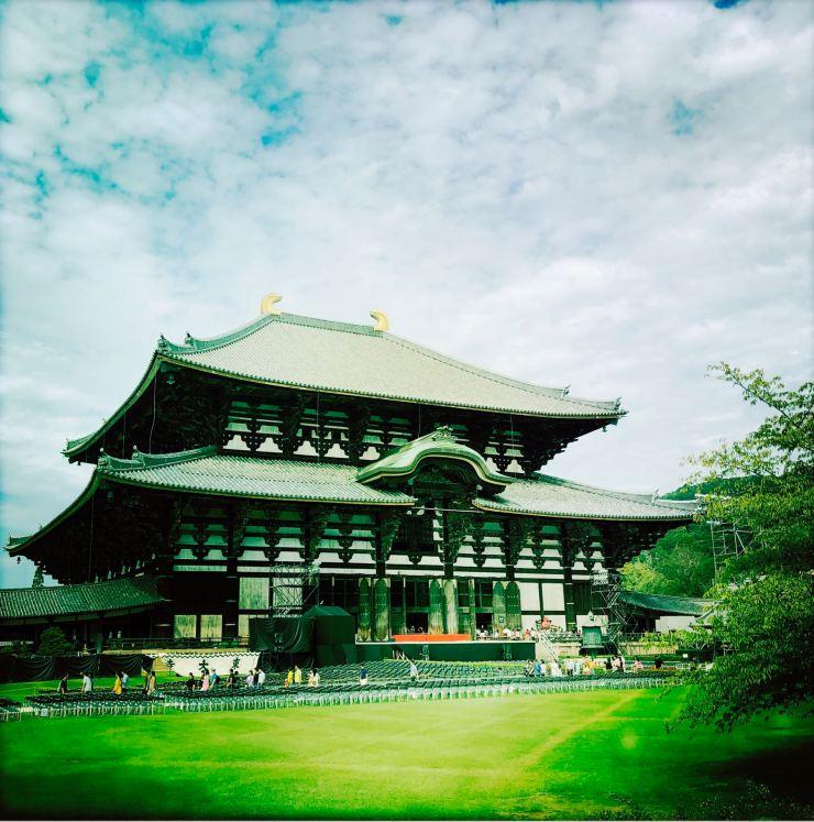 Le Todai-Ji, plus grand bâtiment en bois au monde ! - Nara