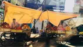 Marchands de rue - Jaipur - Rajashtan