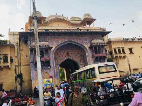 Comment atteindre le City Palace ? - Jaipur - Rajashtan