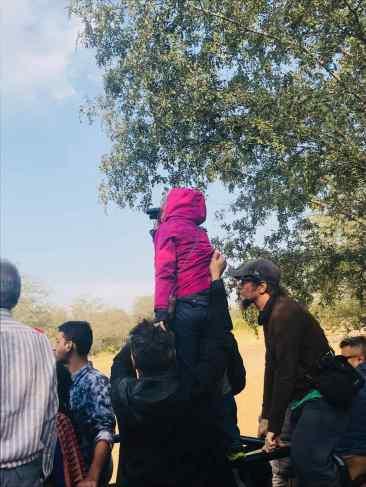 Observation du tigre - Rajasthan - Ranthambore - Inde