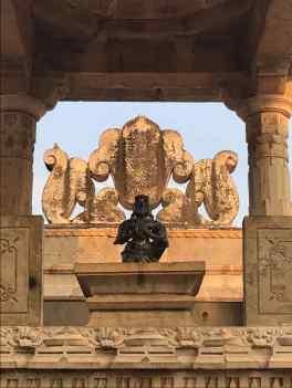 Garuda, monture de Krishna - Chittorgarh - Rajasthan - Inde