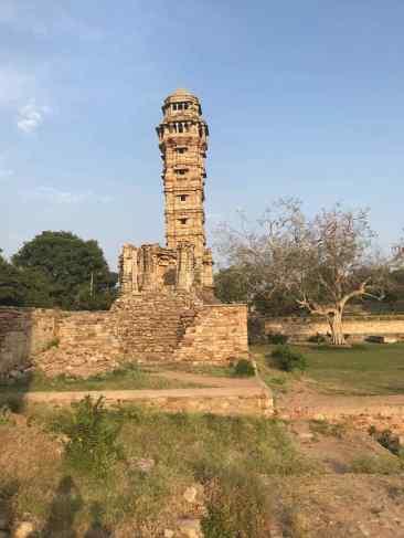 Tour de la victoire - Chittorgarh - Rajasthan - Inde