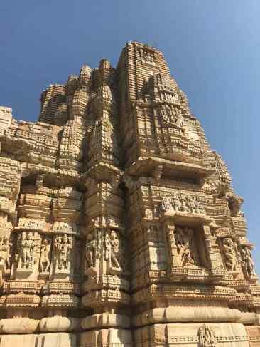 Temple - Chittorgarh - Rajasthan - Inde
