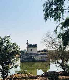 Palais de la reine Padmini - Chittorgarh - Rajasthan - Inde