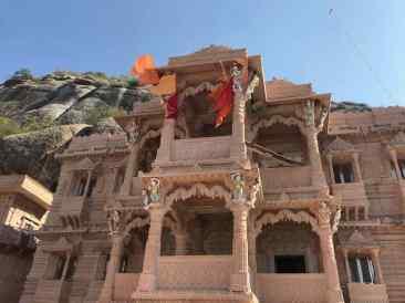 Temple - Narlai - Rajasthan - Inde