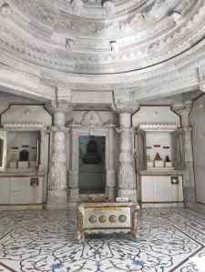 Temple Jain - Narlai - Rajasthan - Inde