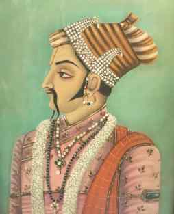 Portrait du Maharaja de Jaisalmer- Rajasthan - Inde