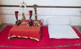 Pour la cérémonie de l'opium -Fort de Jodhpur - Rajasthan - Inde