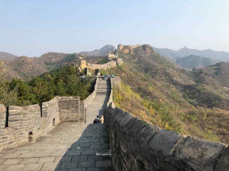 Grande Muraille - Jinshanling - Chine
