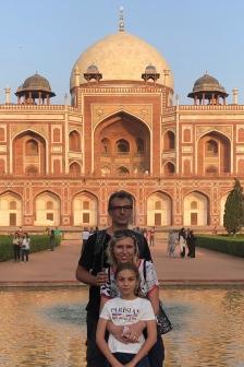 Humayun Tomb - Delhi - Inde