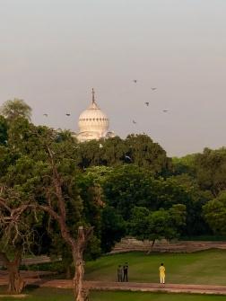 Jardins d'Humayun Tomb - Delhi - Inde