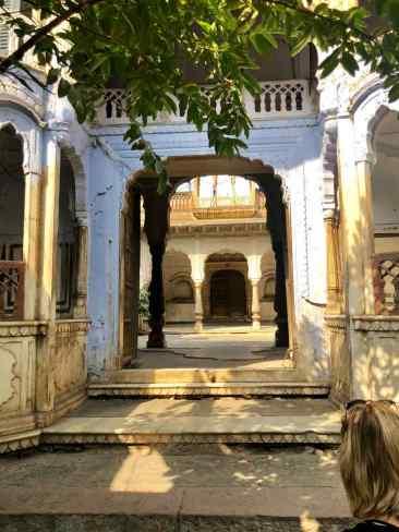 Palais dérobé - Jaipur - Rajasthan
