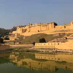 Amber Palace - Rajasthan - Inde