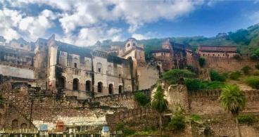 Le fort de Bundi - Rajasthan - Inde