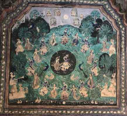 Ecole de Bundi - Palais de Bundi - Rajasthan - Inde