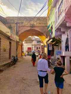 Déambulation dans les rues de Bundi - Rajasthan - Inde