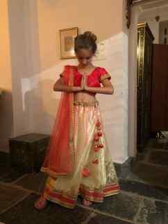 Eden, petite princesse Indienne - Rajasthan - Inde