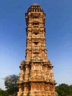 Tour de la renonnée - Chittorgarh - Rajasthan - Inde