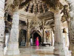Pièce principale - Ranakpur - Rajasthan - Inde