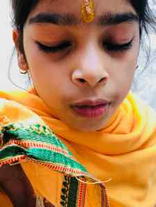 Petite guide improvisée - Ranakpur - Rajasthan - Inde