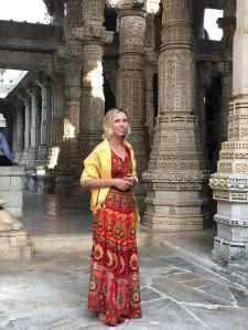 Juliette Zen - Ranakpur - Rajasthan - Inde