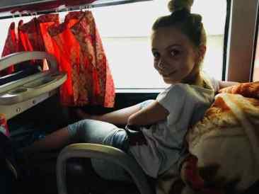Dans le bus de Nuit ! En route pour Sapa ! - Vietnam