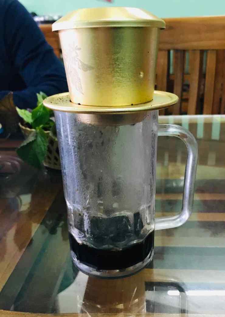 Café Vietnamien - Fort !