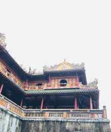 Porte du midi - Cité Impériale - Hue - Vietnam
