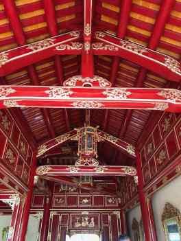 Galerie de la Cité Impériale - Hue - Vietnam