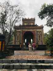 Mausolée de Tu Duc- Hue - Vietnam